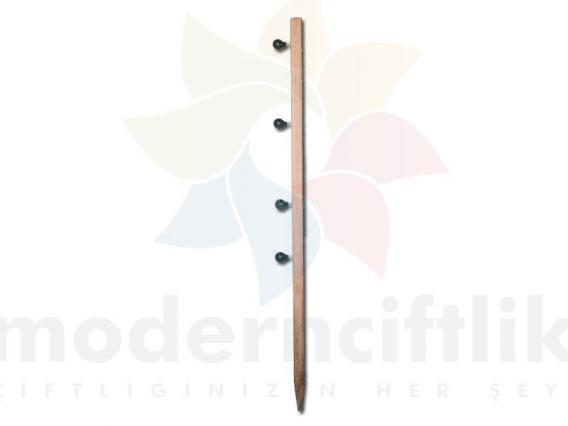Ahşap Çit Direği 150 cm 12'li Paket