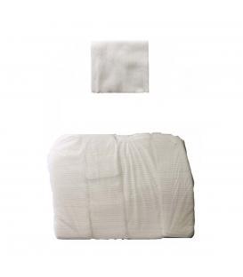 500 adet 8 Katlı Gazlı Bez - Spanç 7,5x 7,5 cm