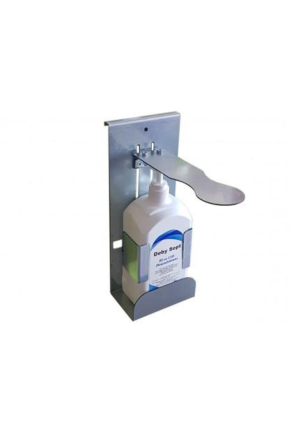 Dezenfektan Dispenseri Metal Ayarlı