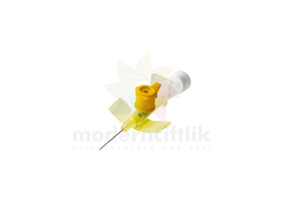 İntraket 24Gx19 mm Sarı