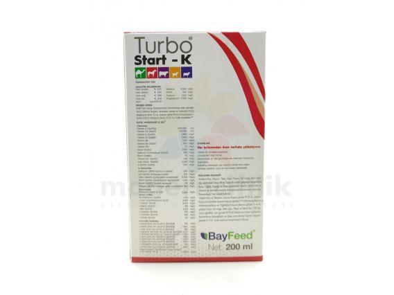 Turbo Start - K 200 ml Vitamin