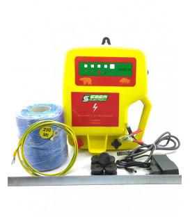 4 - 6,5 Dönüm Arası Elektrikli Çit Eko Paket