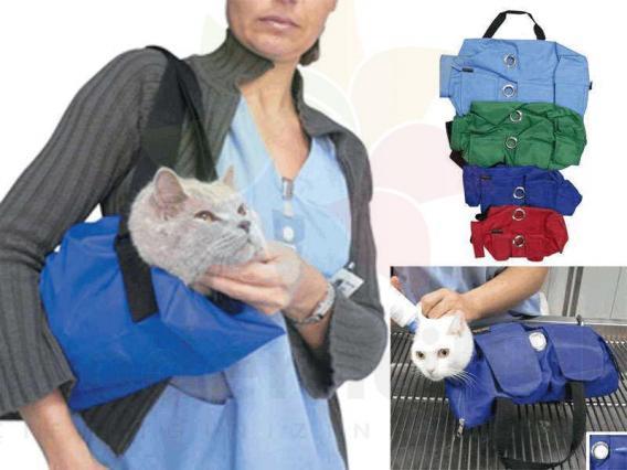 Kedi Enjeksiyon Çantası Medium