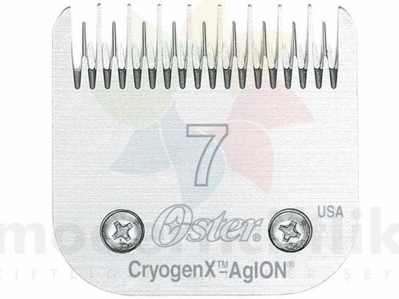 Size 7 Oster A5 Seri Tıraş Bıçağı