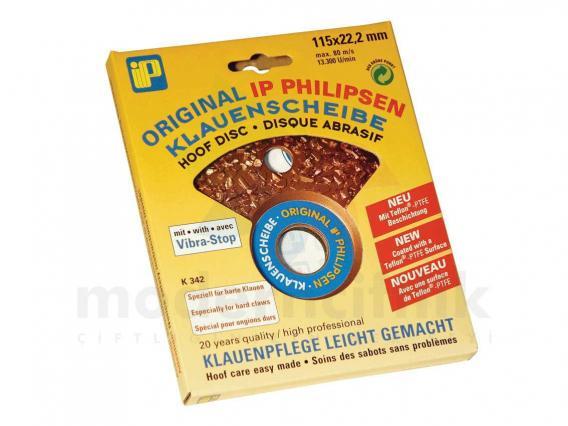 Orjinal Philipsen Tırnak Kesme Diski Profi 115 mm