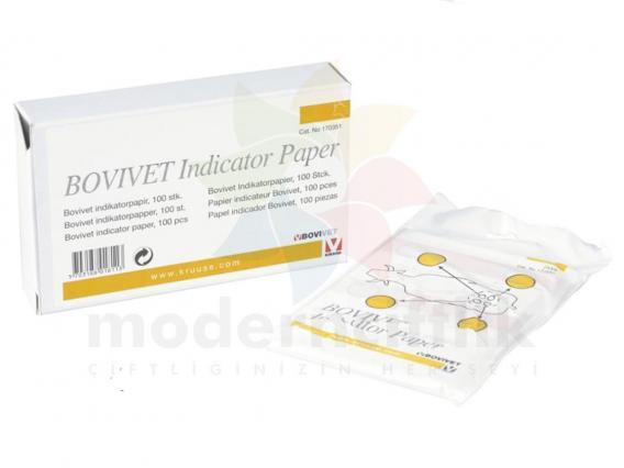 Bovivet CMT (Mastitis Test) kağıdı 100 lü