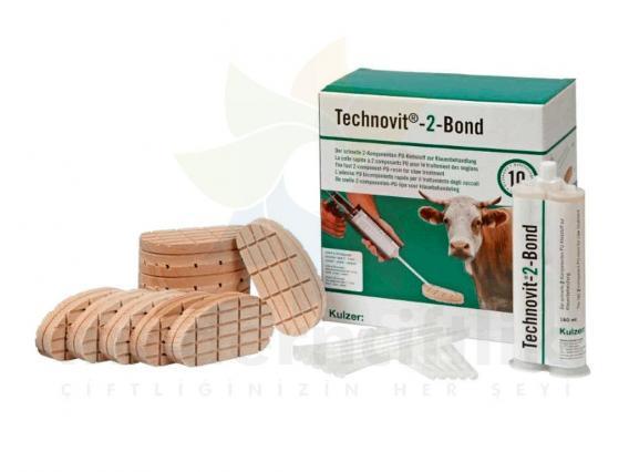 Technovit 2-Bond Tabancasız