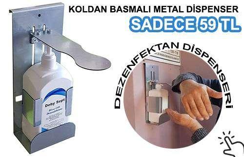 dezenfektan dispenseri