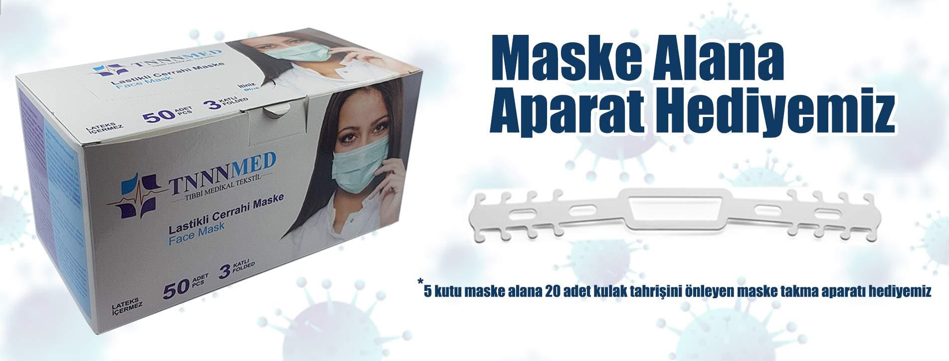 Maske ve Takma Aparatı